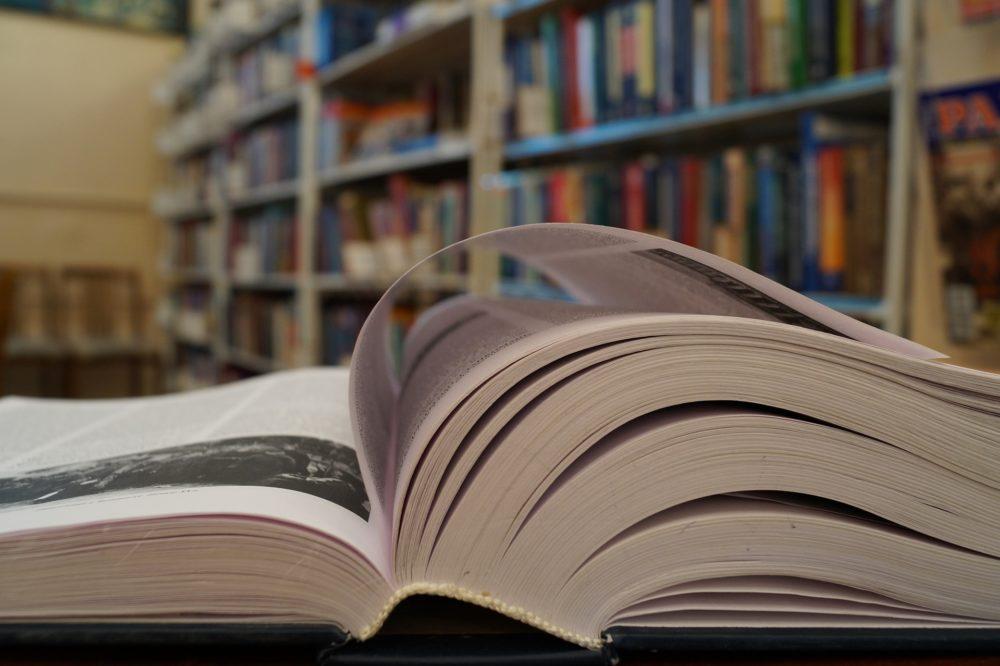 Zakup nowości wydawniczych do bibliotek publicznych