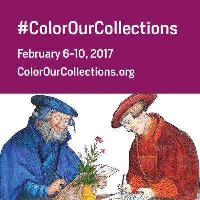 kolorowanki ColorOurCollections