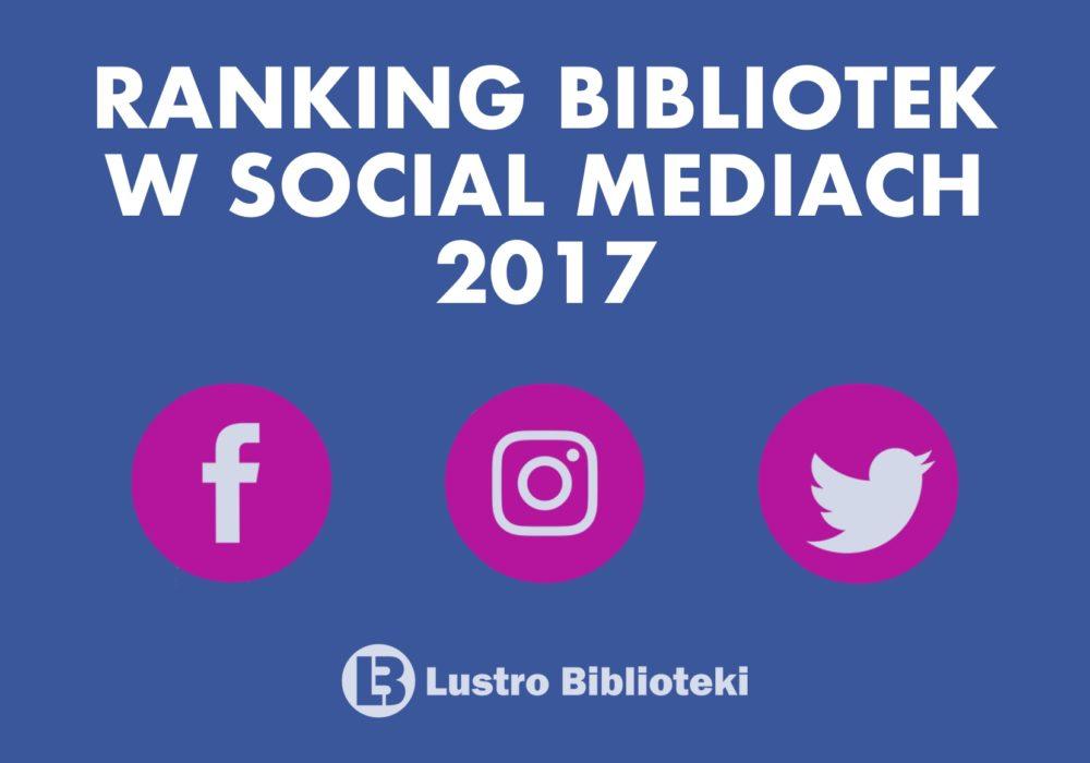 Ranking bibliotek w social mediach