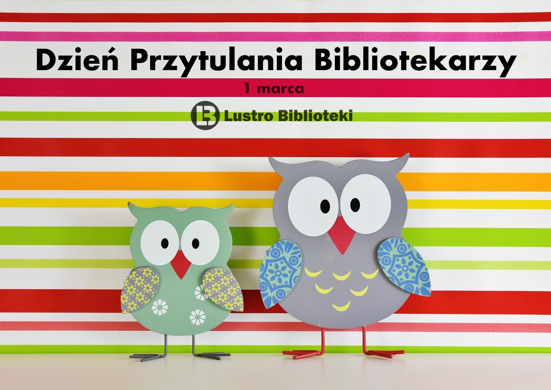 Znalezione obrazy dla zapytania międzynarodowy dzień przytulania bibliotekarzy
