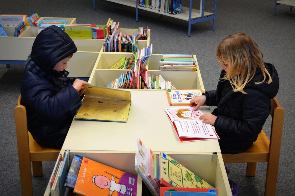 dzieci książki