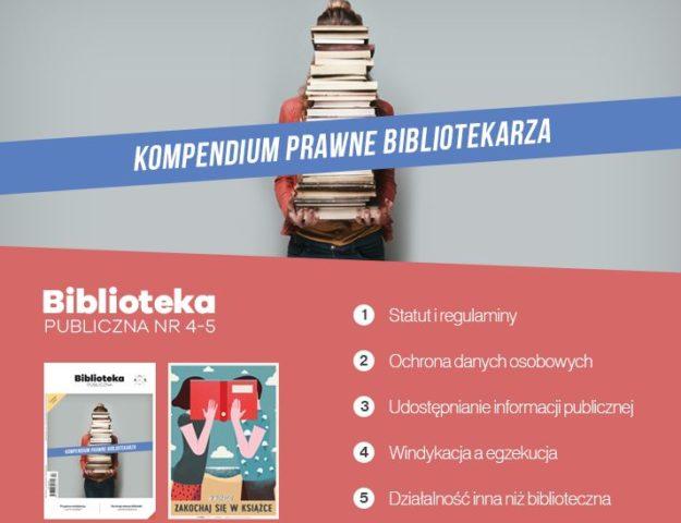 Biblioteka Publiczna - Kompendium prawne bibliotekarza
