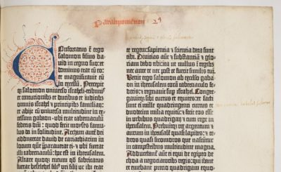 Biblia Gutenberga
