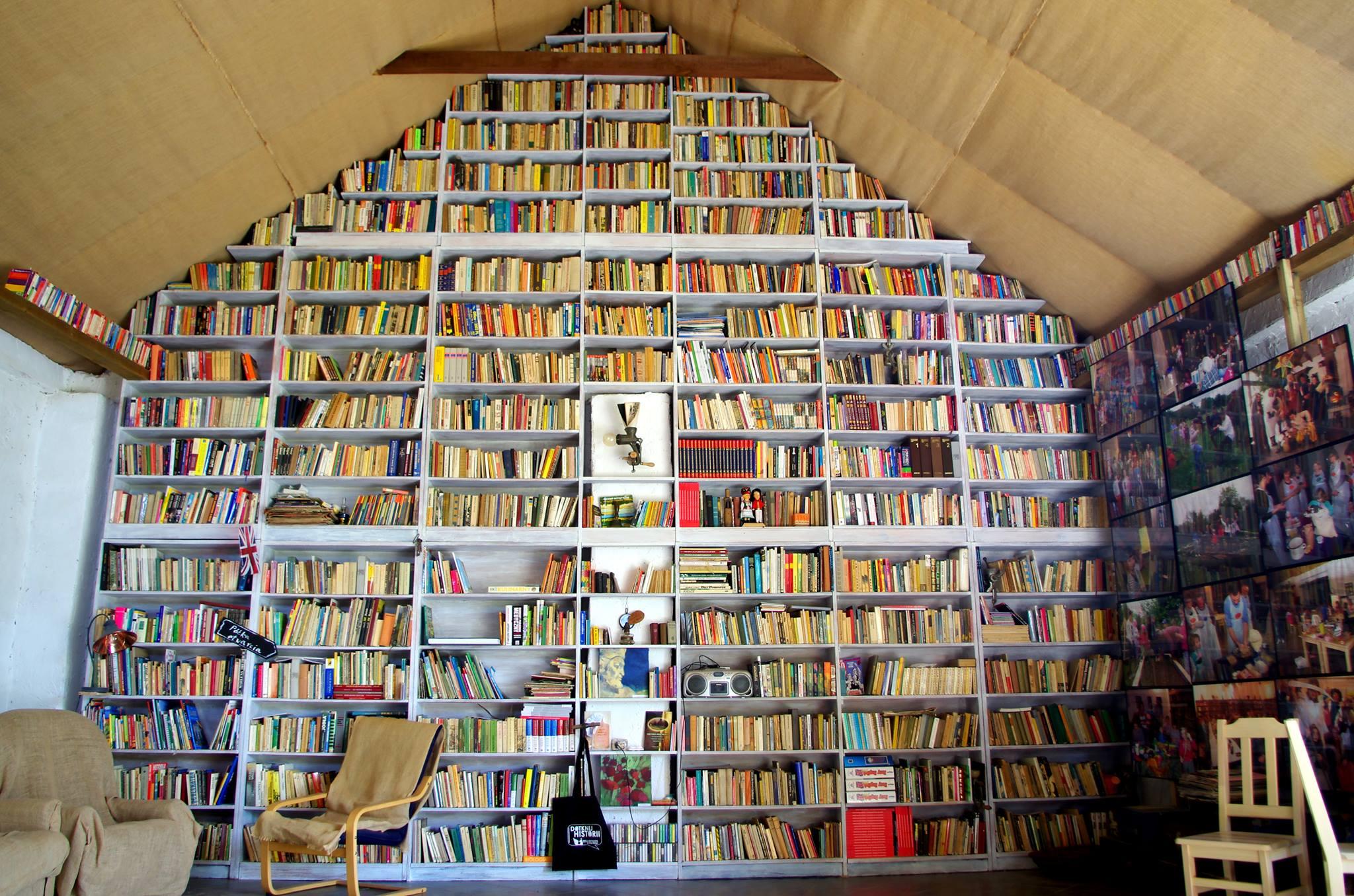 Dom Spokojnej Książki