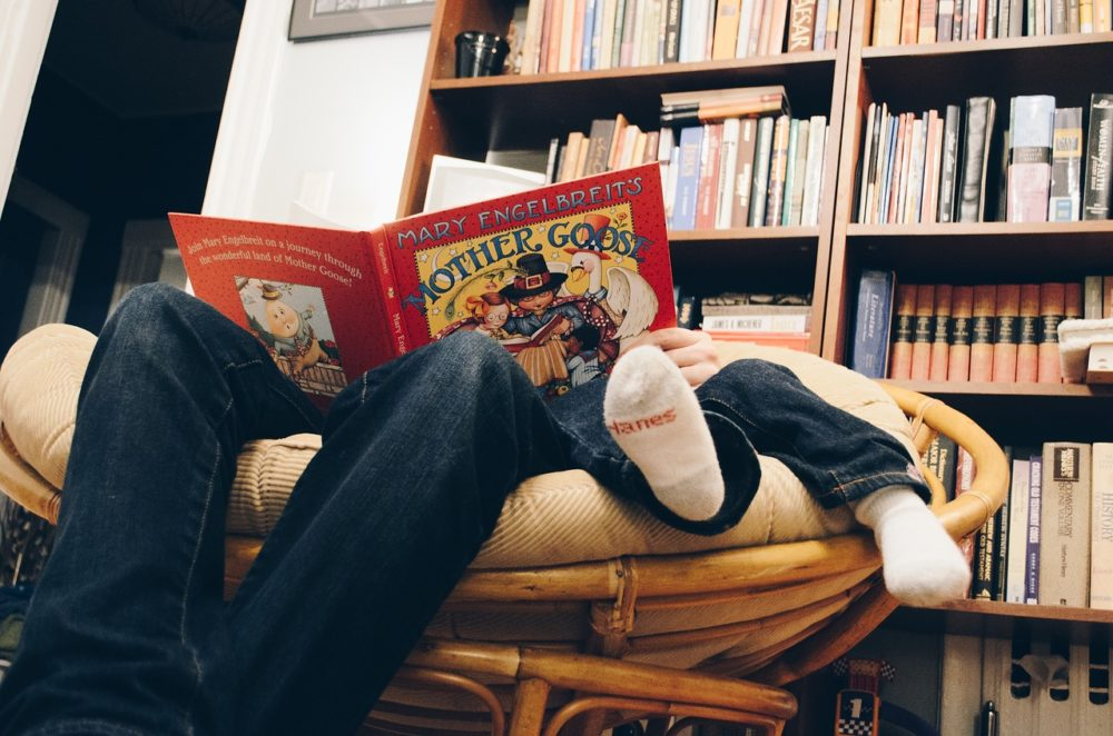 czytanie dzieci