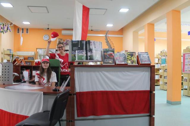 biblioteka w Polkowicach