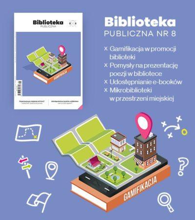 Gamifikacja w promocji biblioteki