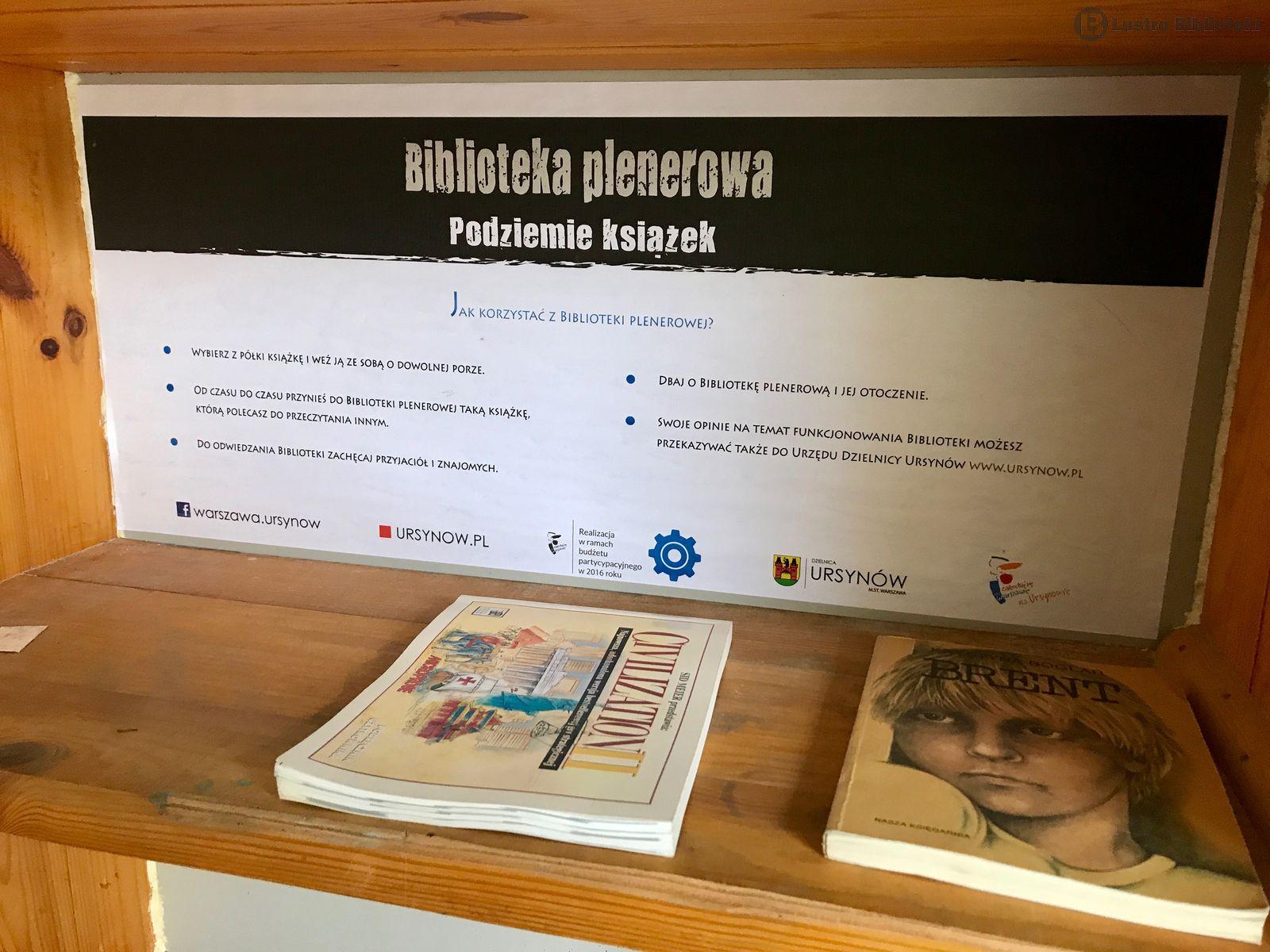 Podziemie książek mikrobiblioteki