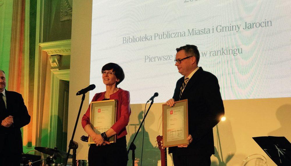 ranking bibliotek 2017