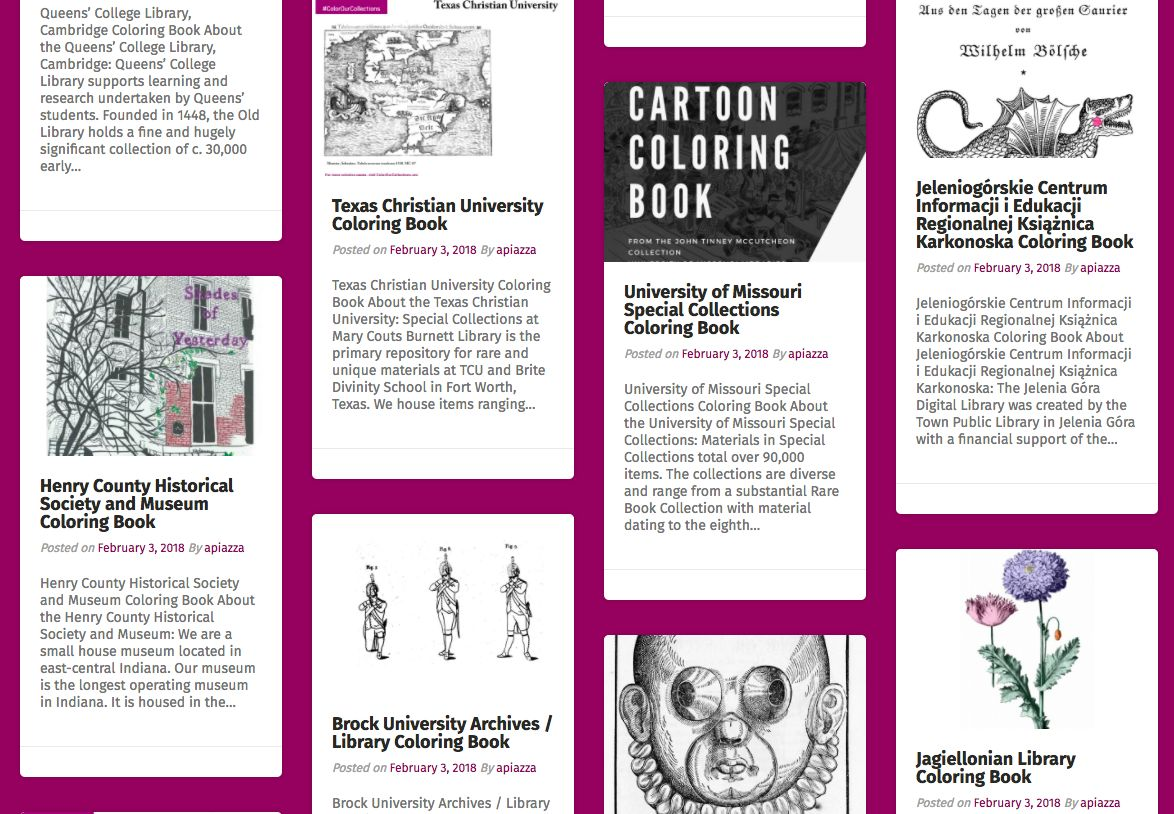 #colourourcollections