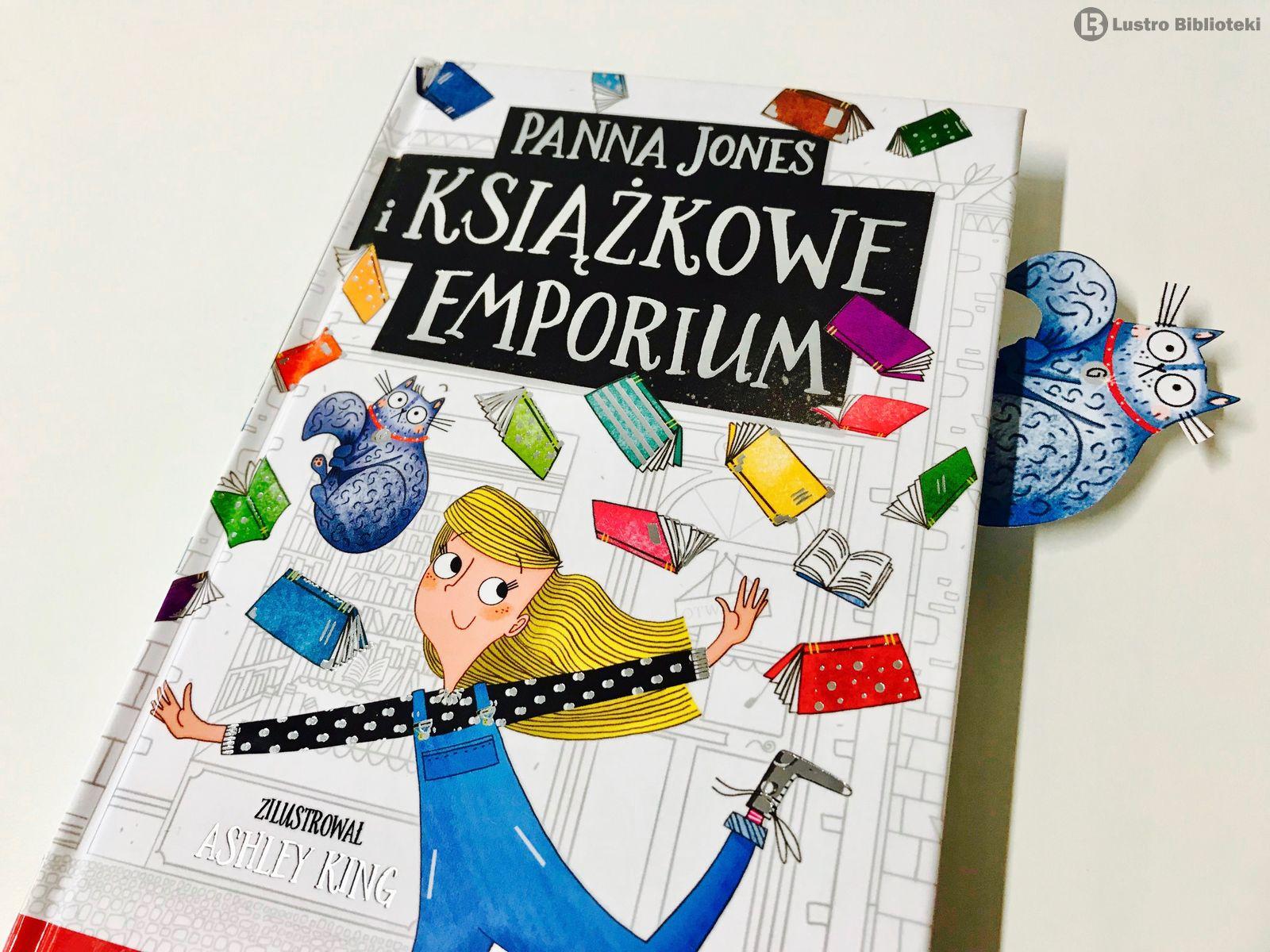 Książkowe Emporium_Lustro Biblioteki