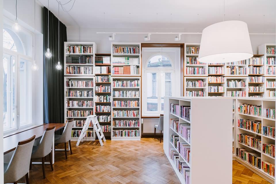 Miejska Biblioteka Publiczna w Brzegu 1