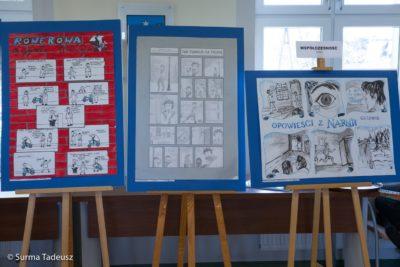 Komiks w edukacji humanistycznej