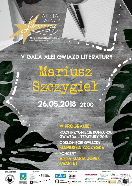 Aleja Gwiazd Literatury