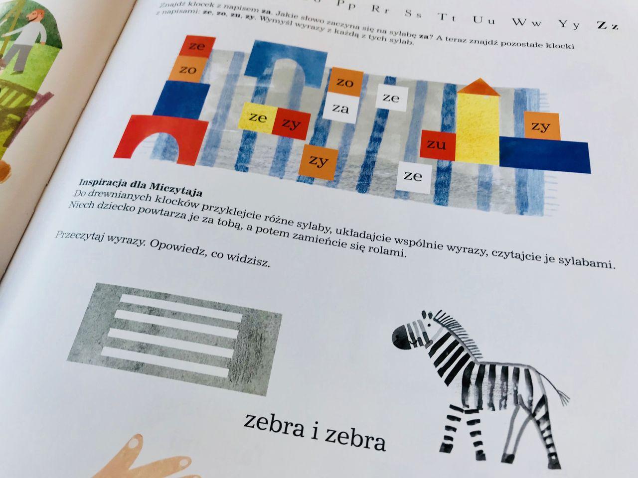 Nauka Od Postaw Elementarz W Bibliotece Lustro Biblioteki