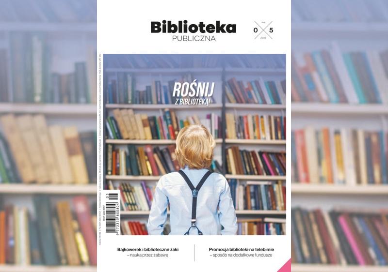 rośnij z biblioteką