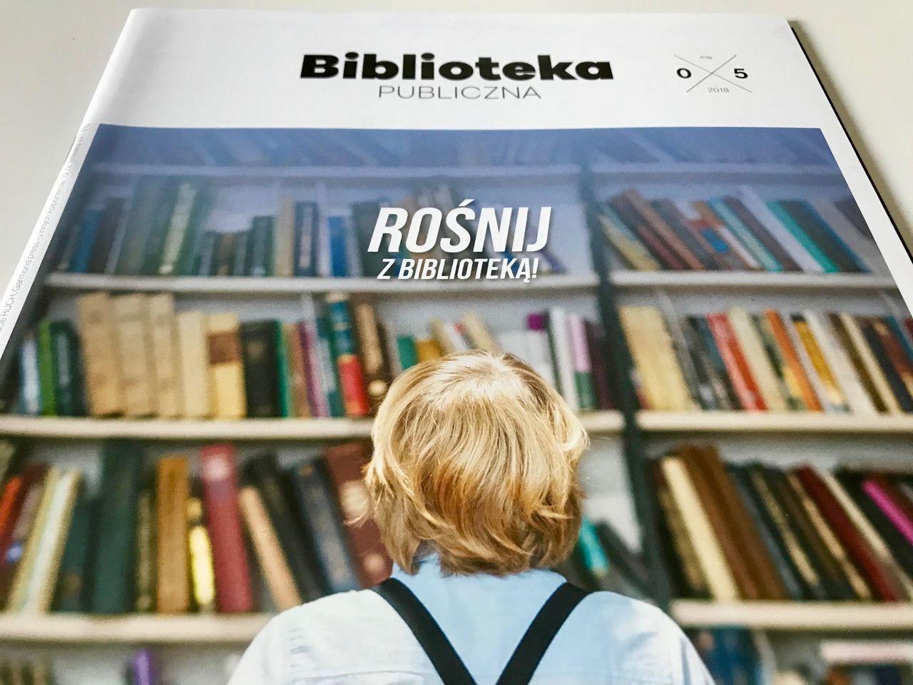 Rośnij z biblioteką! – czyli projekty startbookowe