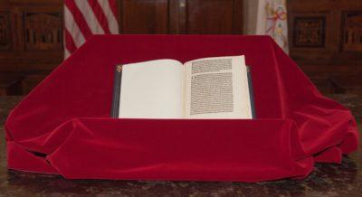 List Kolumba wrócił do Biblioteki Watykańskiej