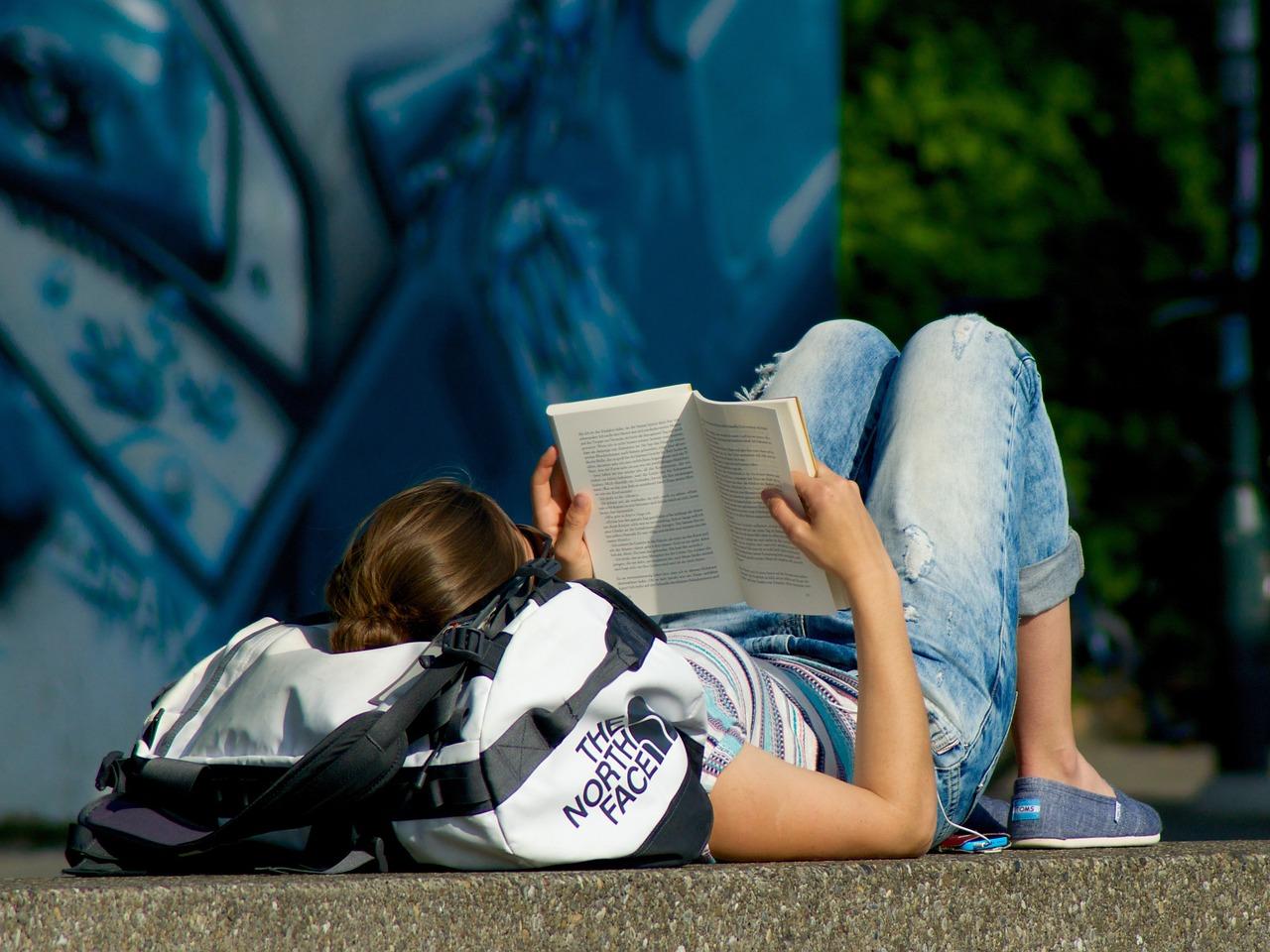 Wzrost czytelnictwa nastoletnich dziewcząt