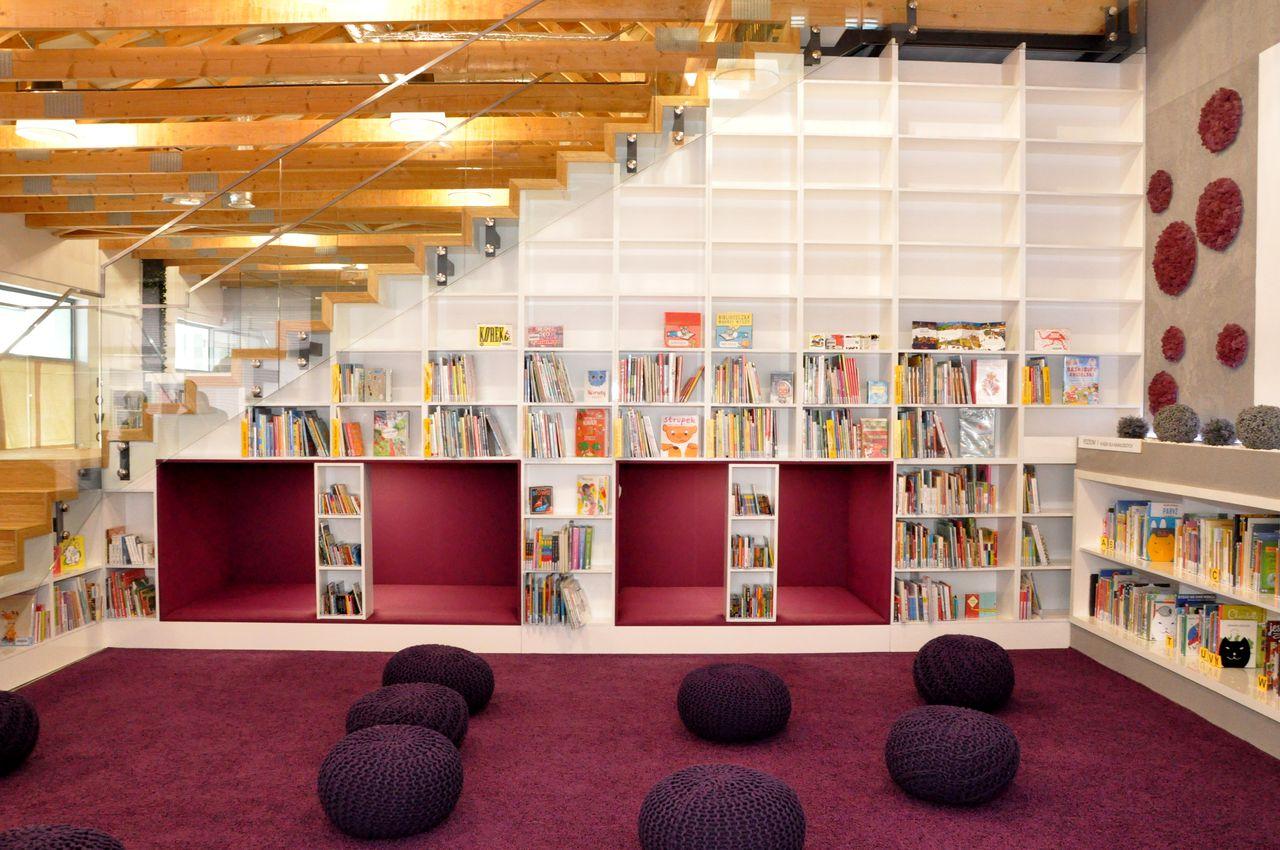 Biblioteka Na Poziomie
