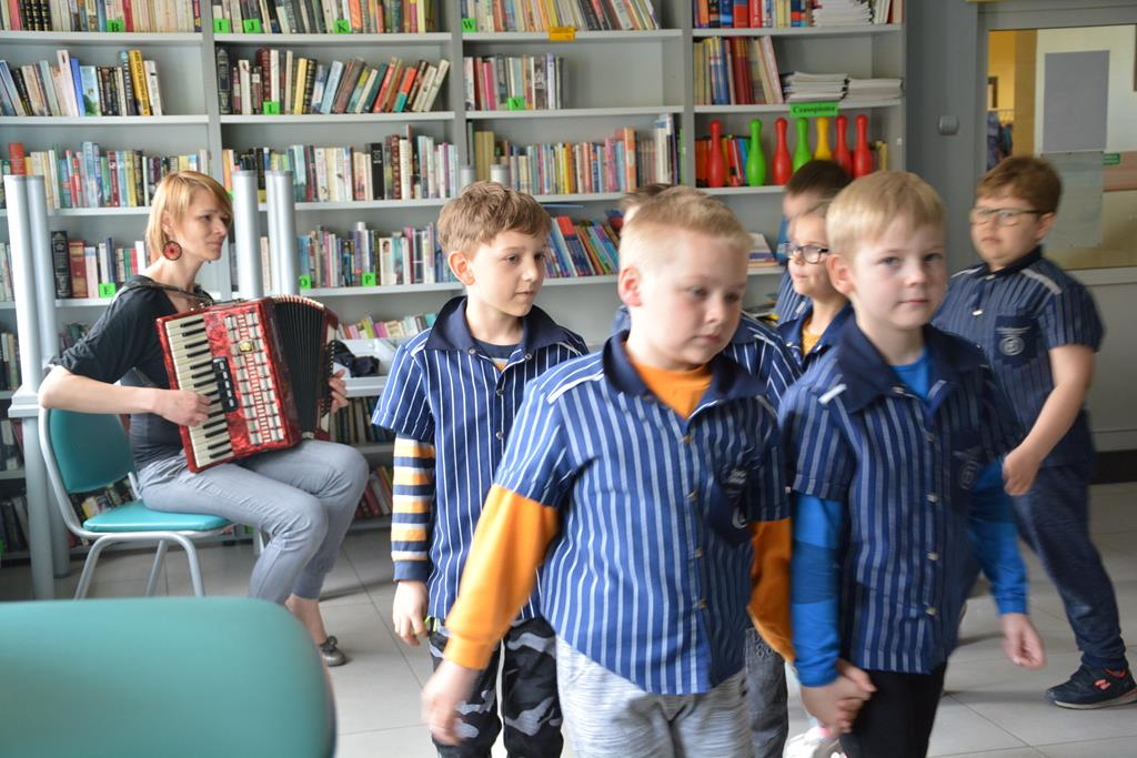 BibliotekaPubliczna im. Marii Konopnickiej w Suwałkach