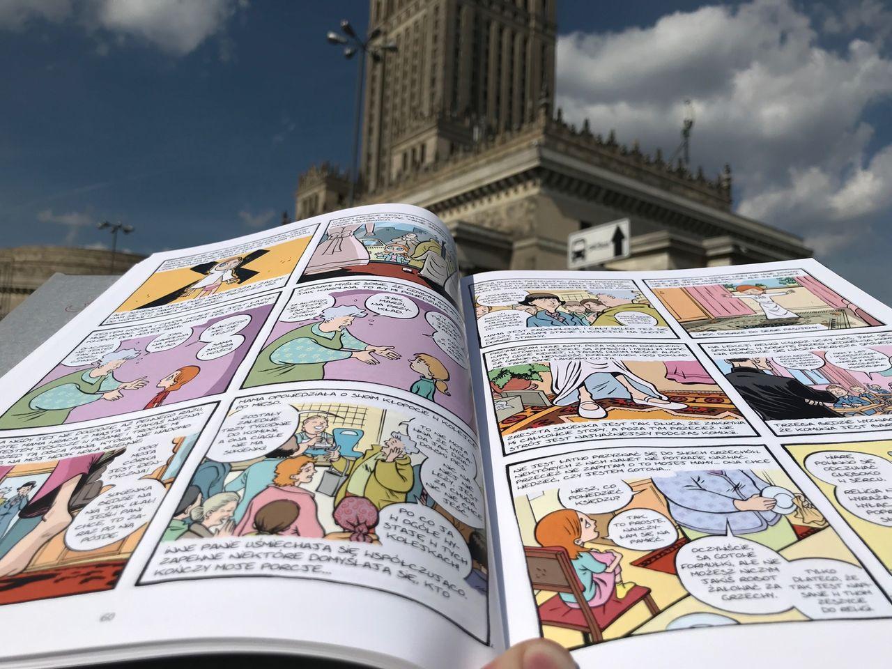 Jak wykorzystać komiks w bibliotece?