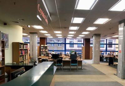 Raport: Stan bibliotek w Polsce w 2017 roku