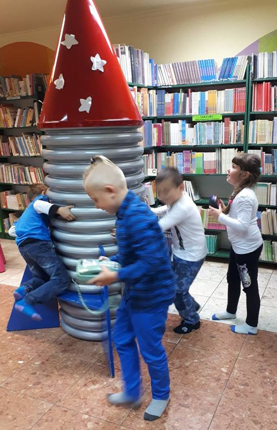 Świat pełen książek, zagadek i sekretów