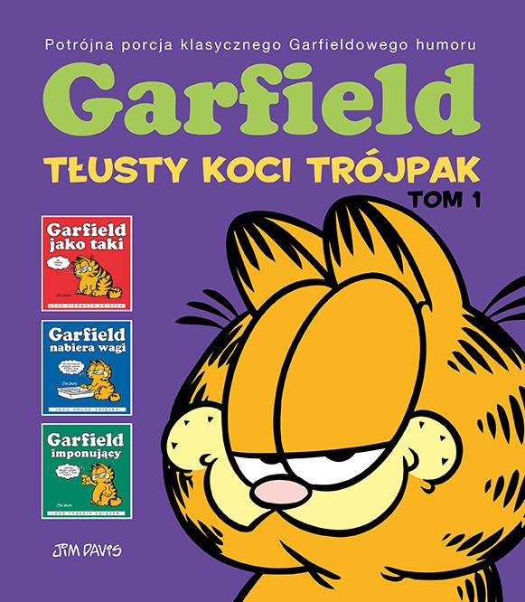 komiks garfield
