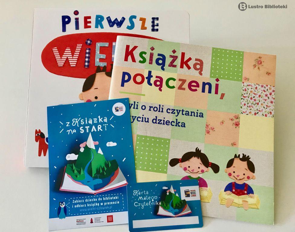 """Rusza nowa edycja kampanii """"Mała książka – wielki człowiek"""""""