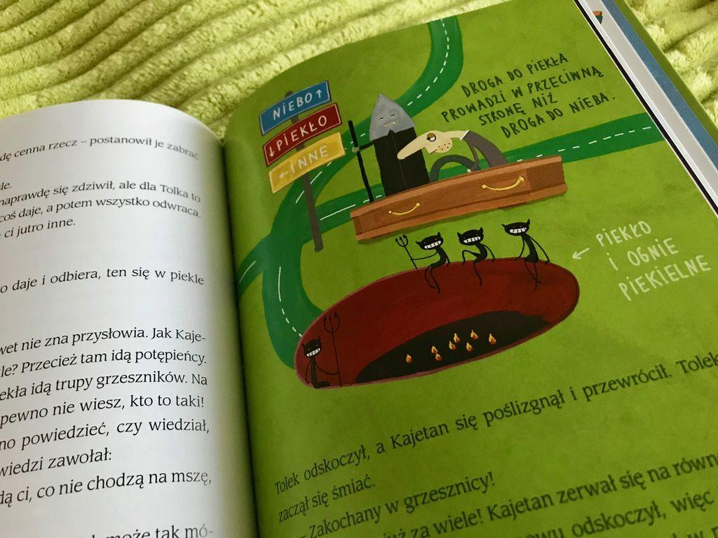 6 książek na cały rok szkolny