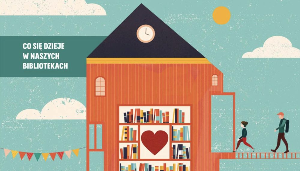 Co się dzieje w naszych bibliotekach
