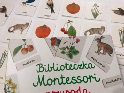 Metoda Montessori w bibliotece
