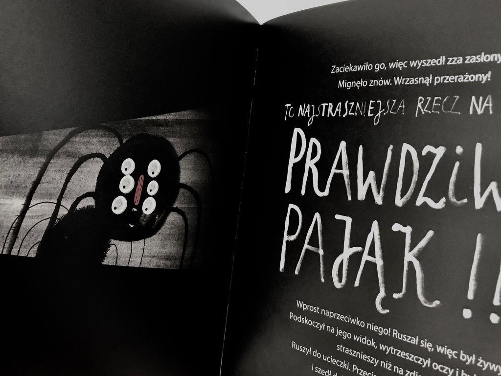 5 książek z dreszczykiem aż strach się bać