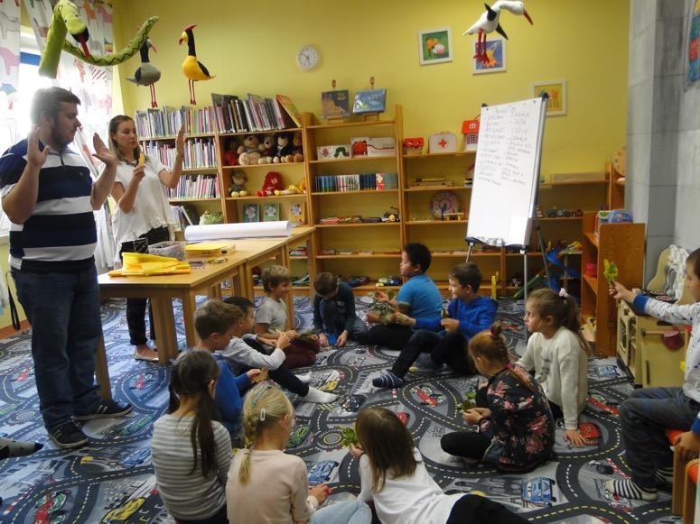 Biblioteka dla Dzieci i Młodzieży nr LIV