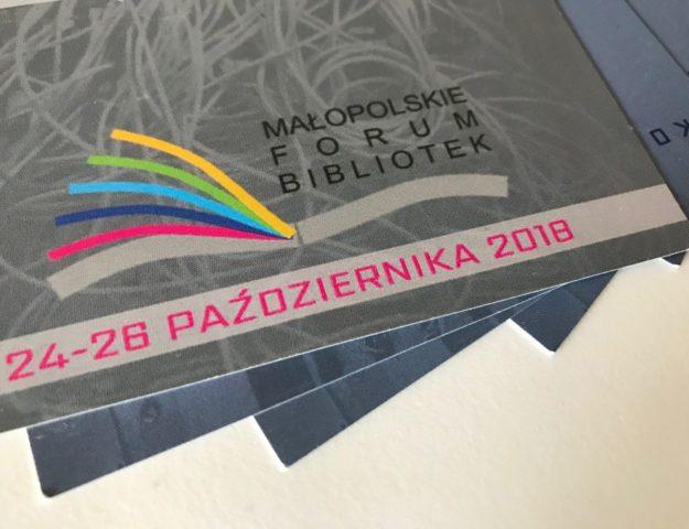 Biblioteka 2.028 – refleksje po Małopolskim Forum Bibliotek