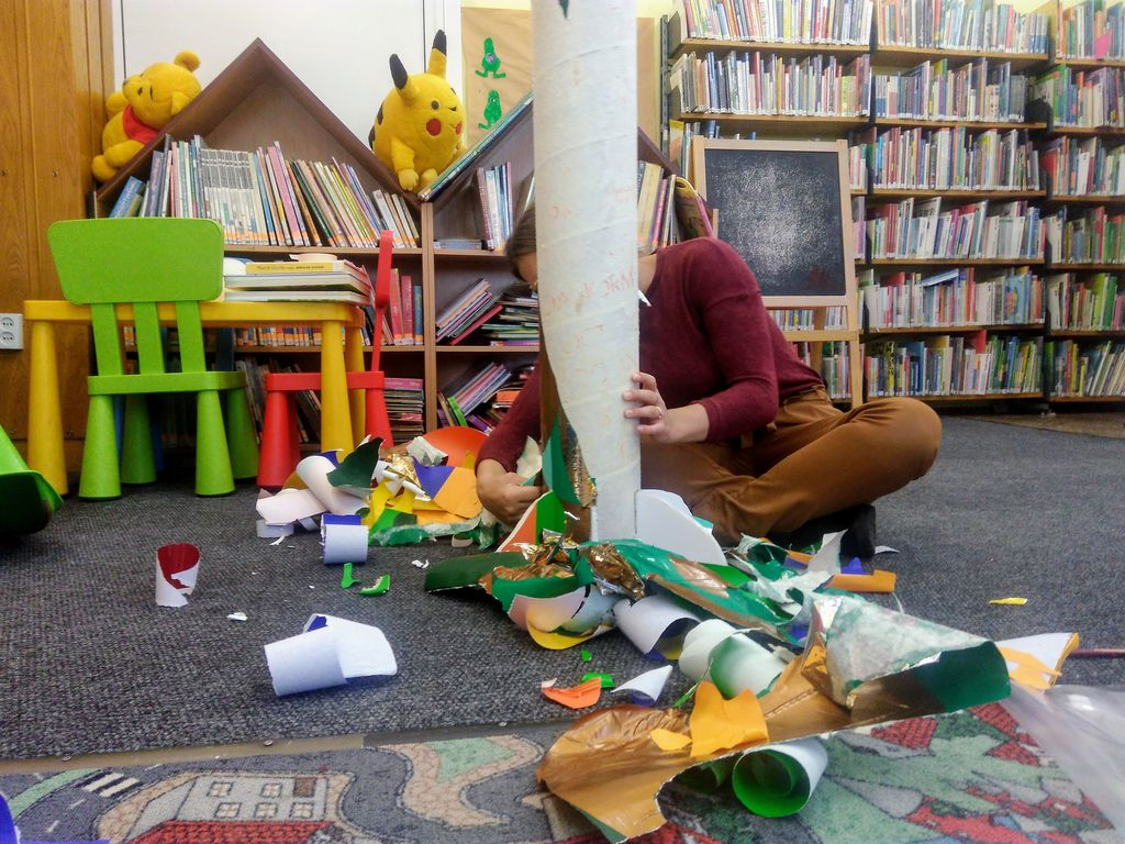 Mirabelka Biblioteka dla Dzieci i Młodzieży nr XXXIII Mokotów