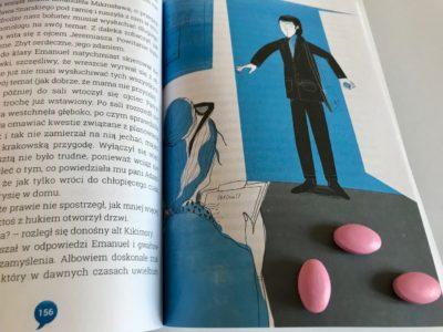Recepta na dorosłość, czyli książkowe tabletki