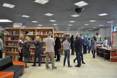 Strefa Otwarta w Bibliotece Śląskiej