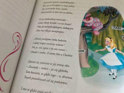 Disneyowskie baśnie poezją opowiedziane
