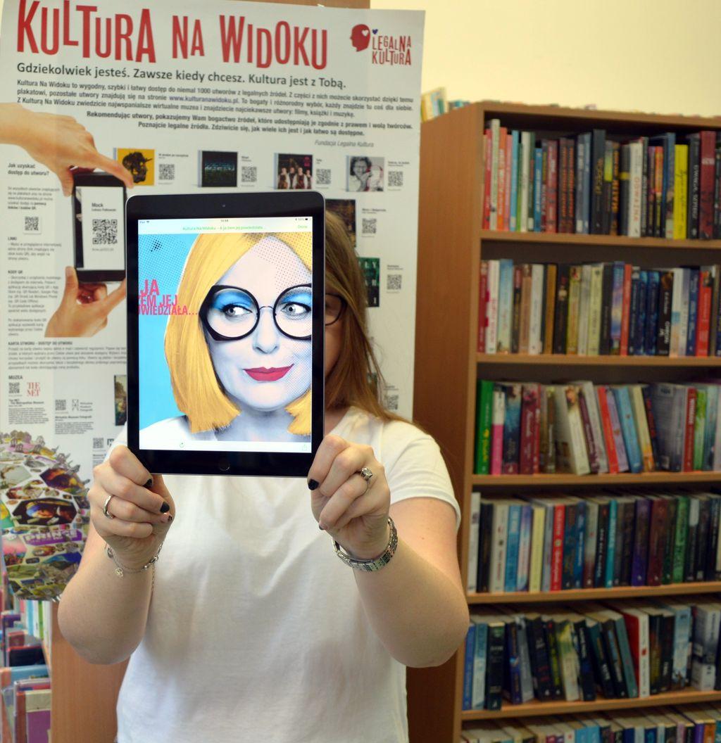 Kultura Na Widoku w bibliotece – wyniki konkursu