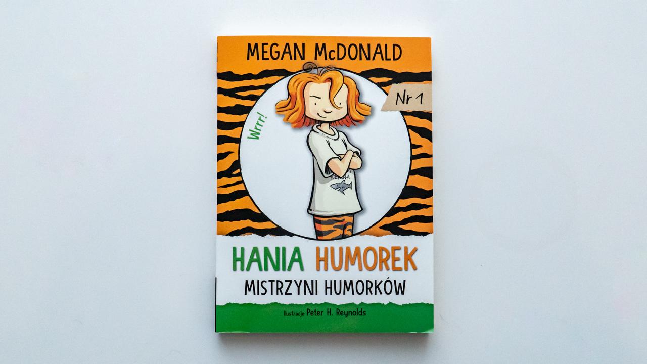 Książki na dobry humorek!