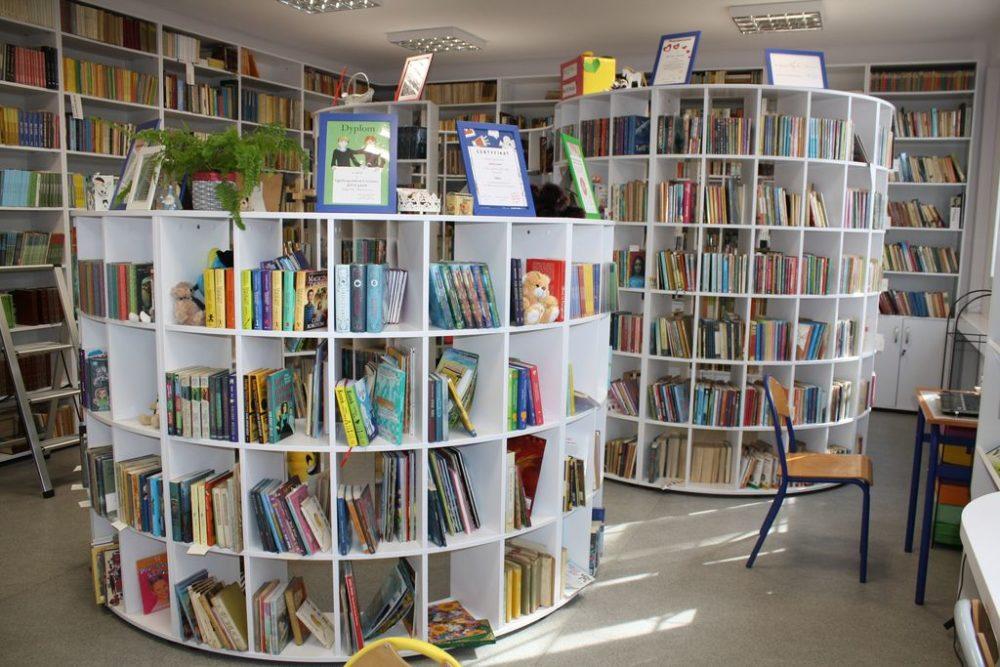 Nowe biblioteki