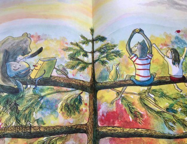 Ulubiona historia Żołnierza – Mój las