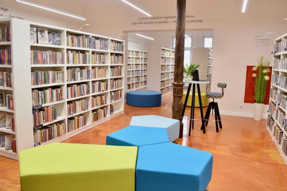 Nowe biblioteki – czytaj, słuchaj, oglądaj!