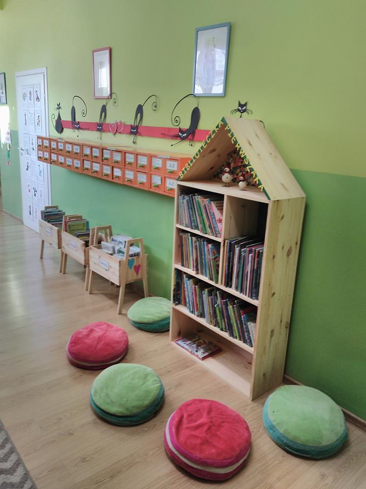 Biblioteka szkolna w Starym Polu