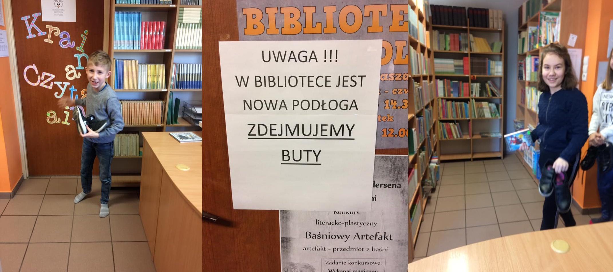 Biblioteka Szkolna PSP 3 w Oleśnie