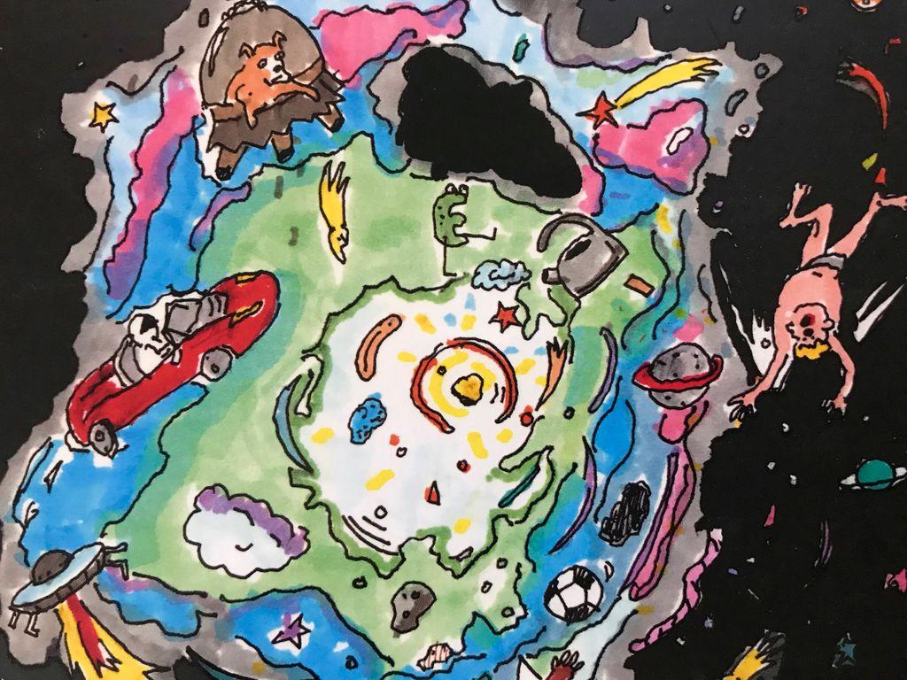 Antymateria, czyli kosmiczne przygody