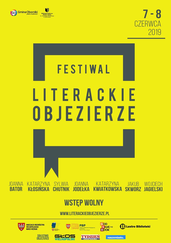 "Festiwal ""Literackie Objezierze"""