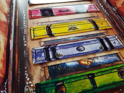 Biblioterapeutyczne szufladki, czyli projekt Szafa